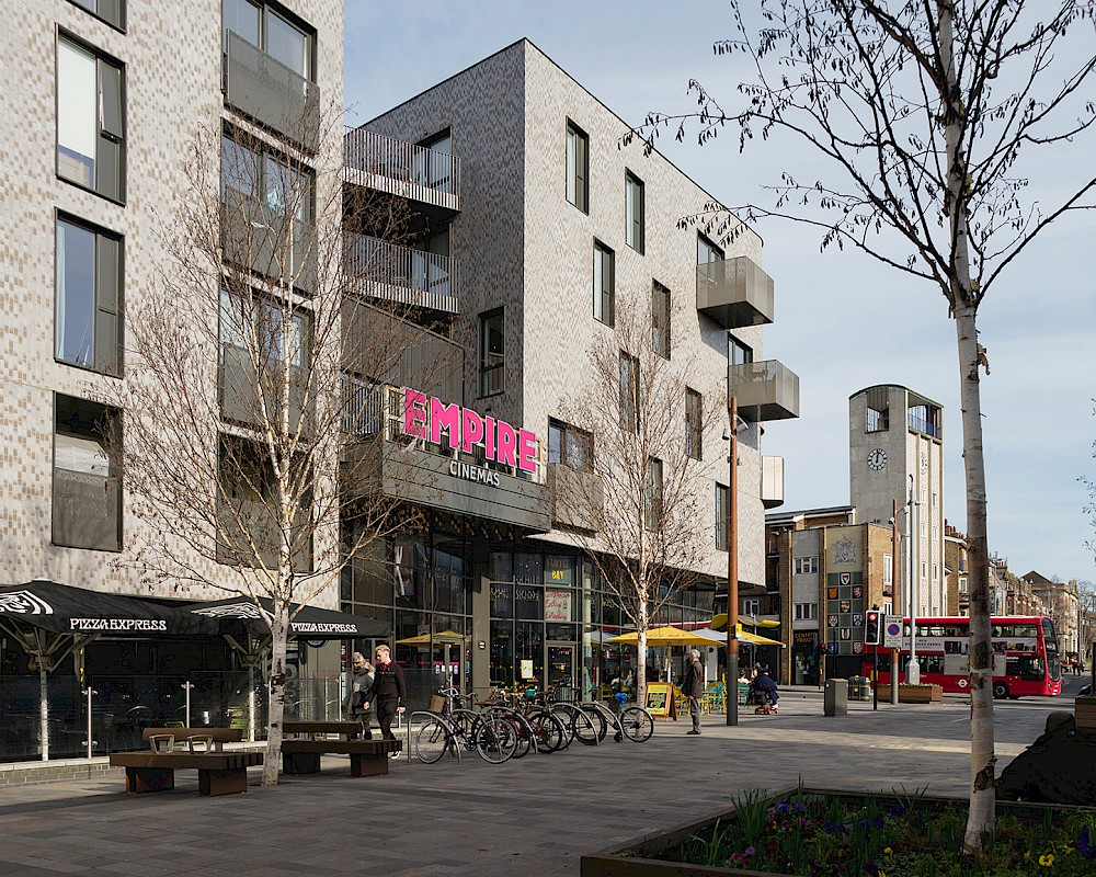 The Scene Wins A London Planning Award For Best Town Centre